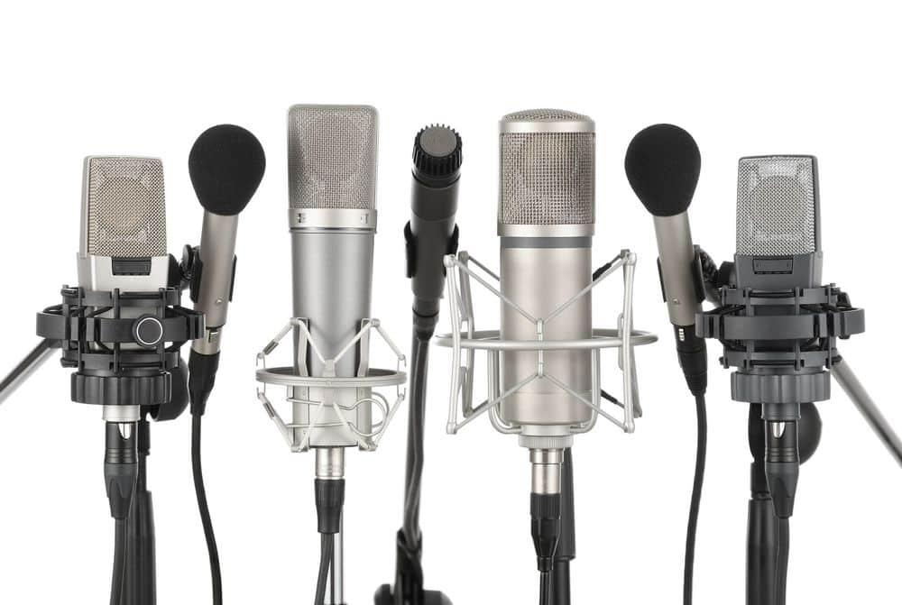 servicio técnico micrófonos